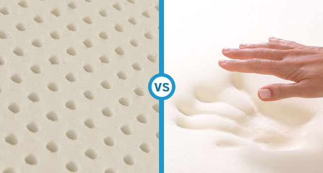Natural Latex Mattresses Amp Memory Foam Compared In Latest