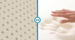 Natural Latex Mattresses & Memory Foam Compared in Latest Best Mattress Reviews Article