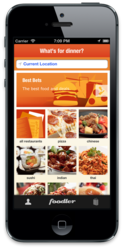 Foodler for iPhone