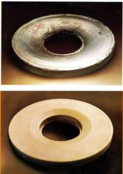 Intech Power-Core Cavitation free Plastic Impellers