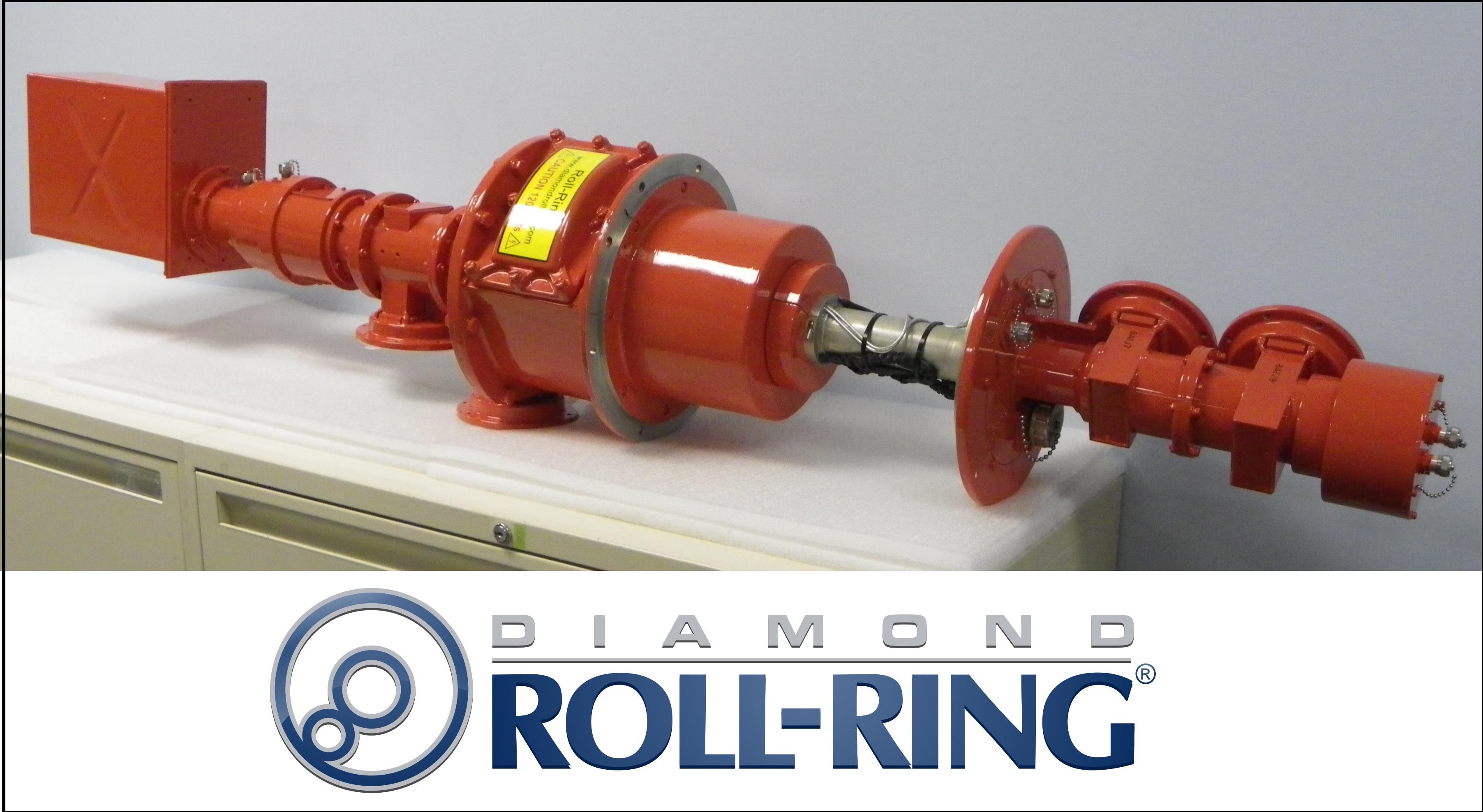 Diamond Expands Microwave Rotary Joint Repair Capacity