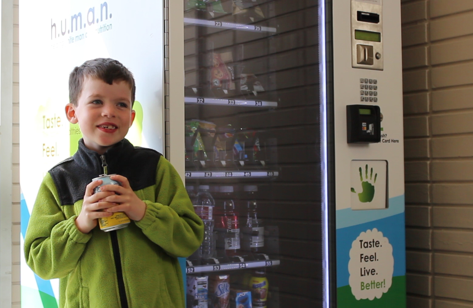 Human Healthy Vending Aligns With Usda To Provide Smart