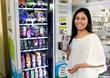 HUMAN Healthy Vending machines can be found in schools, hospitals, YMCAs, gyms and corporate locations around the world
