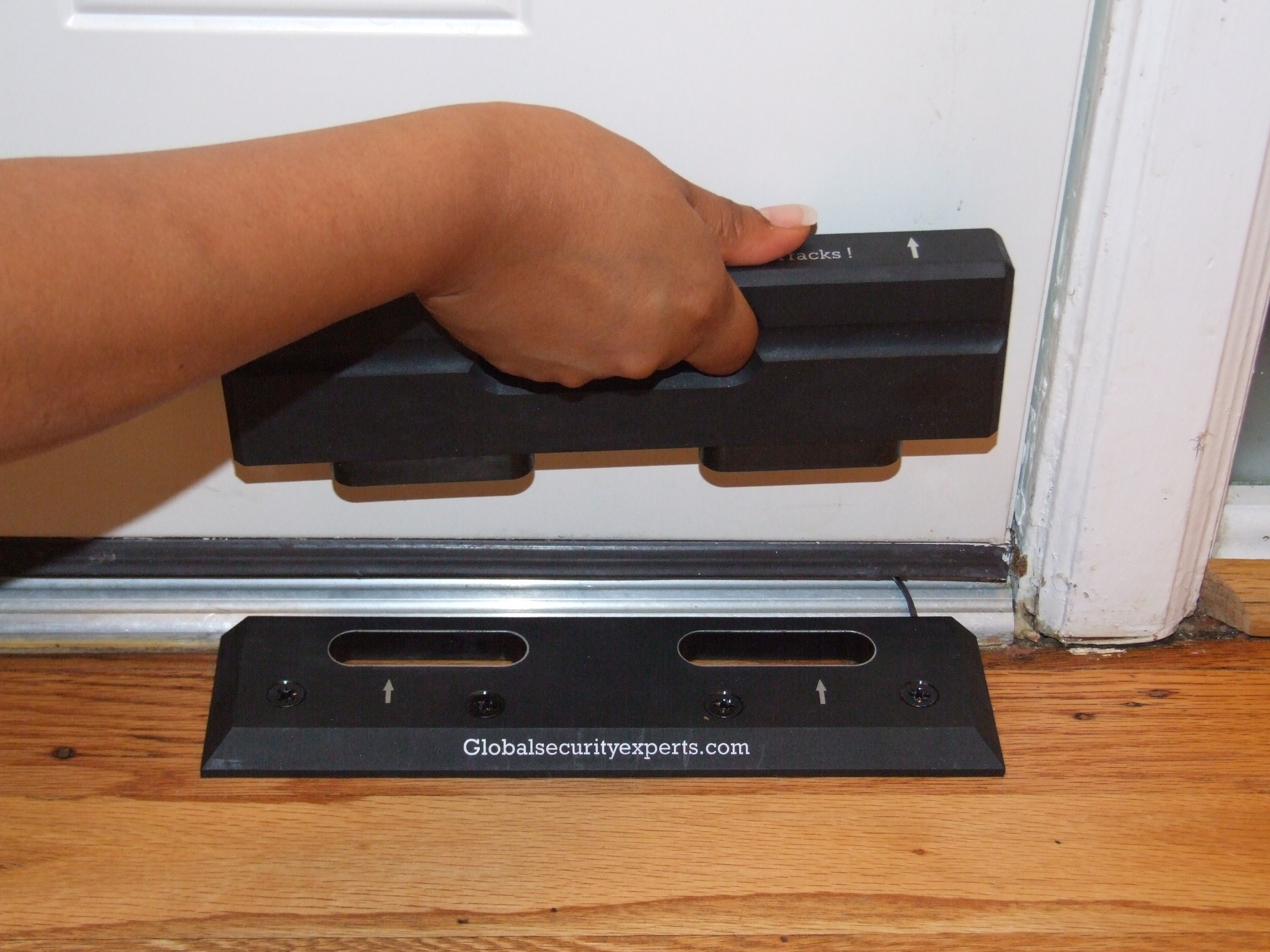 OnGARD Door Brace ... & OnGARD Security Door Brace to Protect Homes From Door Kick-Ins and ...