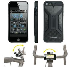 topeak ridecase, iphone 5