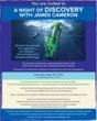 A Night Of Discovery With James Cameron