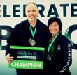 Body By Vi Challenge Active Challenge Champions Allen and Melanie Milletics Launch ViSalus UK