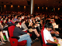 Large Conference with 1,400 audiences