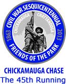 Chickamauga Chase Logo