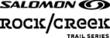 Salomon Rock/Creek trail running series logo