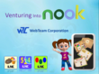 Nook apps launched by WebTeam Corporation