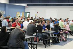 All Pro Dads Odessa Florida Monthly breakfast meeting