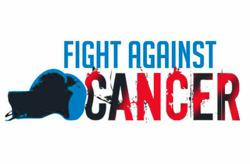 Fight against Cancer illustration