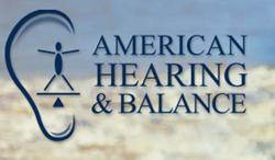 Hearing Aids in Marina del Rey CA - American Hearing & Balance logo