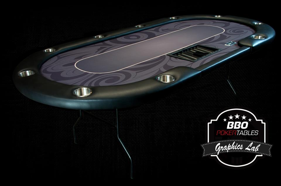 BBO Poker Tables Where Design and Technology Come Together to Bring