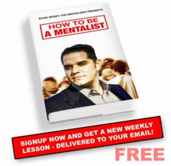 Be a mentalist for free