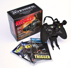Avenger Elite Controller the best gaming accessory for FPS games