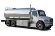 diesel exhaust fluid insulated stainless steel tank wagon