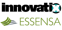innovatix and essensa logo