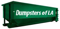 dumpster rental LA
