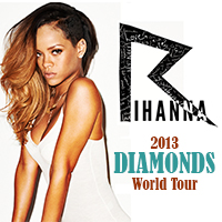Rihanna Tickets