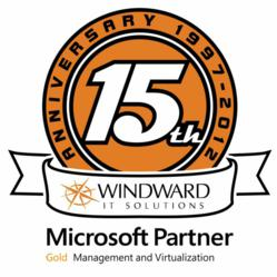 Windward IT Solutions recently achieved a Microsoft Gold Management and Virtualization Competency in the Microsoft Partner Network.