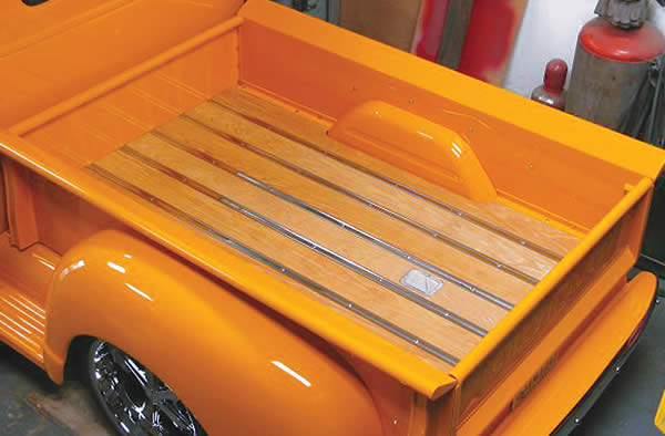 Summit Racing Equipment Offers New Bed Wood and Parts Wood ...