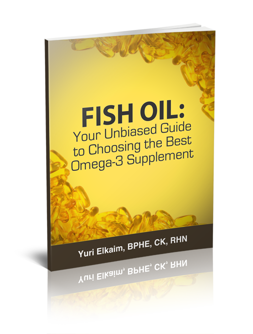 new report on fish oil supplements separates hype and health