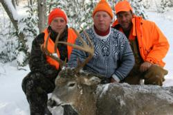 Maine Deer Hunting - Northern Outdoors