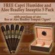 Gotham Cigars Announces New Alec Bradley Tempus Cigar Box Deal for the...