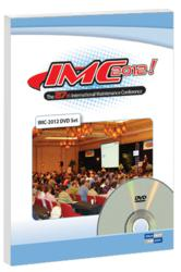 Learn from the lessons shared at International Maintenance Conference 2012 by purchasing new DVD at mro-zone.com