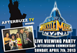 AfterBuzz TV to Host WWE WrestleMania 29 Viewing Party and LIVE AfterShow from the Jon Lovitz Comedy Club