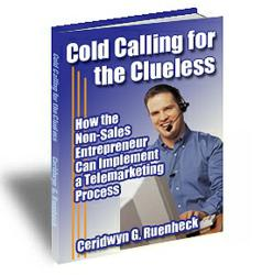 Cold Calling for the Clueless
