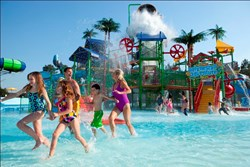 Splash Island Water Park - Wild Adventures Theme Park