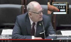 Wendell Potter testifies before Congress