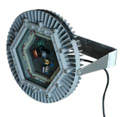 150 Watt Explosion Proof LED Light with Adjustable Trunnion Mount