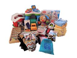 Jaxinthebox.com sells gently used children's items in great condition for less