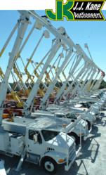 Used Bucket Truck Auctions