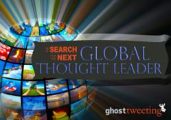 Apply now for Season One of CHANGE THE WORLD: The Search for the Next Global Thought Leader