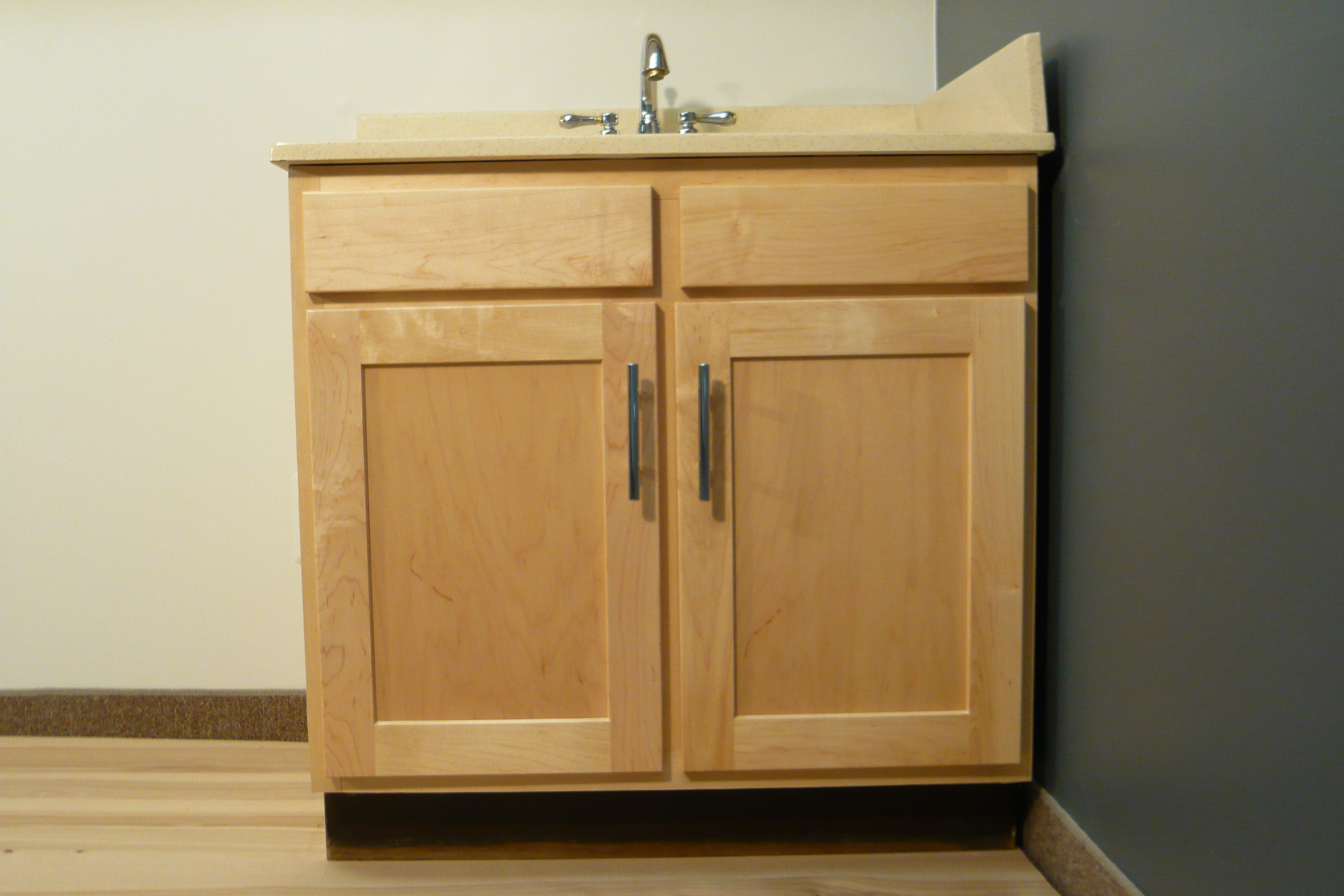 How To Re Varnish New Kitchen Cabinets