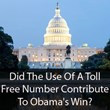 Tollfreenumber.ORG Releases Statement that a Toll Free Phone Number...