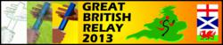 Great British Relay Logo