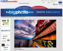 The Big Photo Show Photo Contest