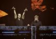 New World Punx (left-right: Markus Schulz & Ferry Corsten), Madison Square Garden, March 30th, 2013