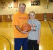 Shooting Baskets to Save Lives: Free Throw Challenge Raises Funds to...