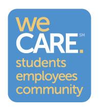 Globe University We Care