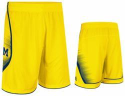 Michagan basketball shorts