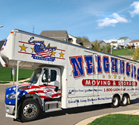 Seattle Movers, Neighbors Moving and Storage