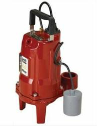 Liberty Pump's New 1 HP Residential Grade Grinder Pump