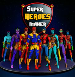 Super Heroes Maker | Off-Road Studios